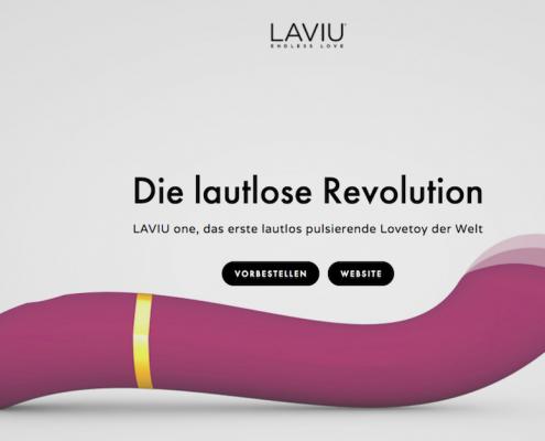 Laviu vibrator